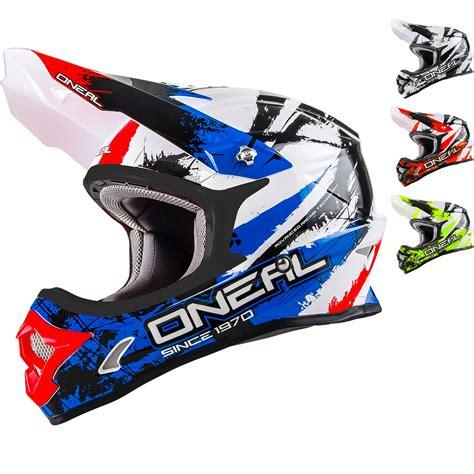 oneal motocross helmet oneal 3 series shocker motocross helmet helmets