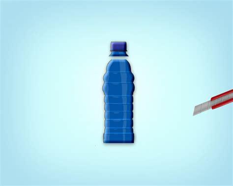membuat robot dari botol bekas membuat vas bunga dari plastik