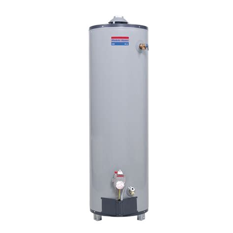 shop mobile home 40 gallon 6 year mobile home gas water