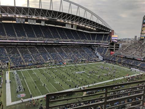 Section 314 A by Centurylink Field Section 314 Seattle Seahawks Rateyourseats