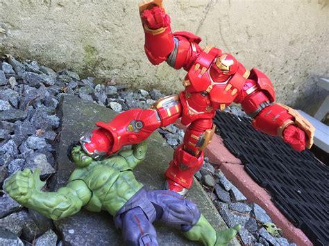 Mainan Figure Marvel Select Ironman Hulkbuster marvel legends hulkbuster iron build a figure review