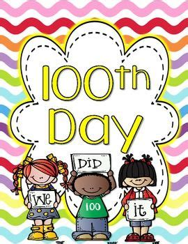 a hundred small lessons books 100th day 100th day of school and number on