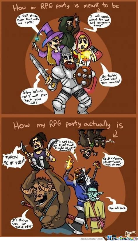 Rpg Memes - role playing memes best collection of funny role playing