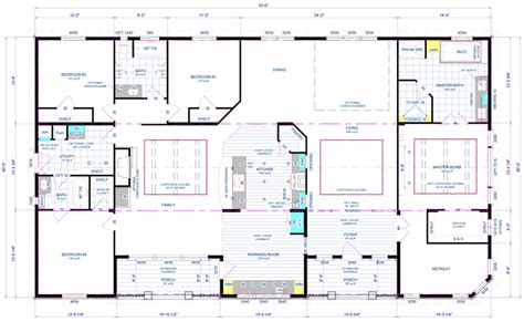 home floor plans oregon triple wide manufactured home floor plans oregon gurus floor