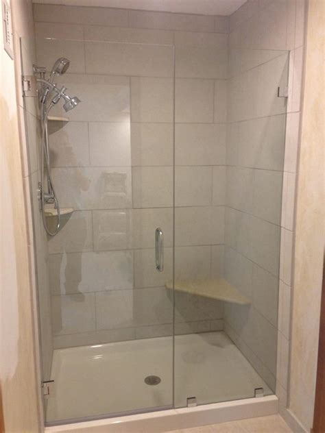 Showers With Glass Doors Shower Doors Glass Shower Doors Frameless