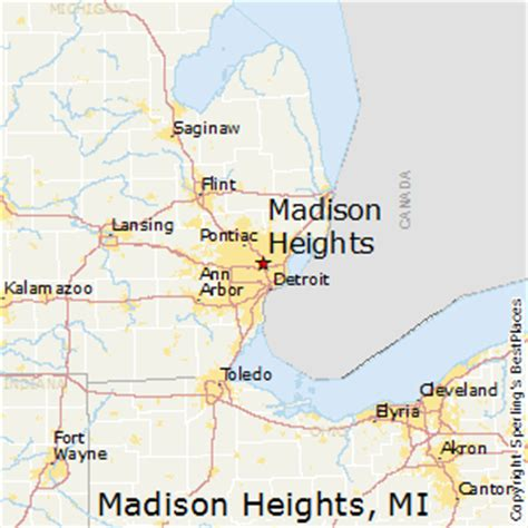 houses for sale in madison heights mi best places to live in madison heights michigan