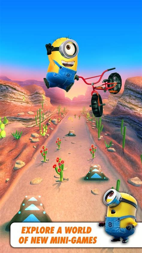 download mod game despicable me despicable me minion rush apk v5 0 1b mod apkdlmod