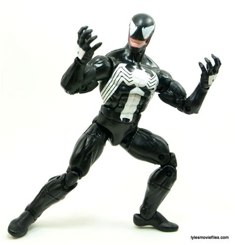 Figure Venom marvel legends venom review lyles files