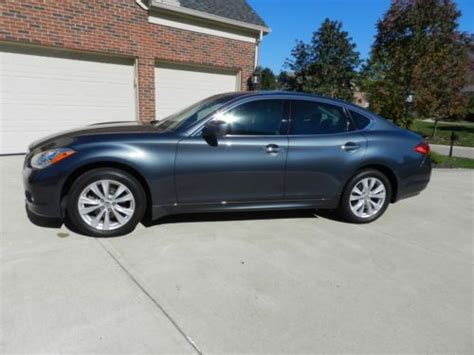 auto air conditioning repair 2011 infiniti m electronic buy used 2011 infiniti m37x premium and deluxe touring packages hd nav system blue in dayton