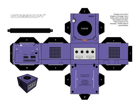 Nes Papercraft - papercraft on nes system nes console and nintendo