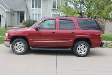sell used 2005 chevy tahoe fully loaded under kelley blue book value in saint joseph