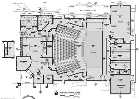 theater floor plan floor plans camelot theatre ashland or design by