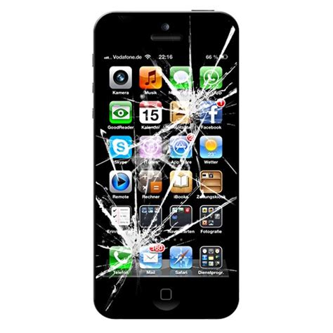 Gesprungenes Glas Reparieren by Iphone 5 Display Kaputt Was Tun Chip