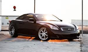 Infiniti G37s Coupe For Sale For Sale 2009 Infiniti G37s Coupe Black Vossen Myg37