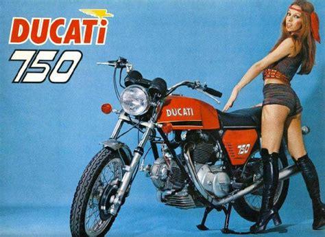 Ducati Motorrad Vintage by Motorcycle Girl 066 Motorr 228 Der