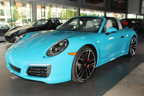 miami blue porsche targa the only miami blue porsche 911 targa 4s in america is for