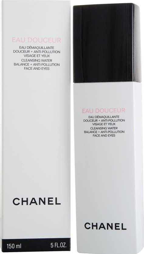 Chanel Eau Douceur Makeup Remover chanel eau douceur cleansing water balance anti