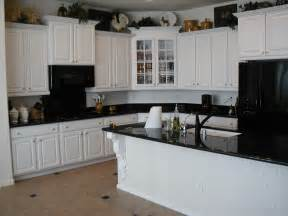 Kitchen With White Cabinets And Black Appliances Hmh Designs White Kitchen Cabinets Timeless And Transcendent