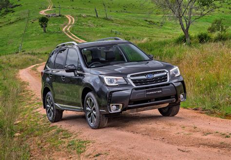 Suzuki Forrester Review 2016 Subaru Forester Xt Review Carshowroom Au