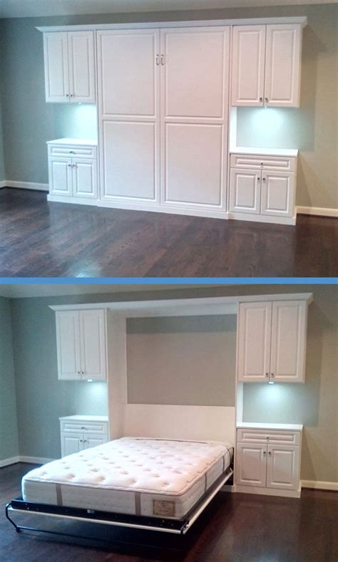 bedroom with no bed 1000 images about murphy bed ideas on pinterest space