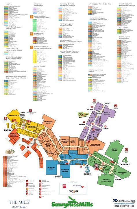 sawgrass map sawgrass mills maps maplets business