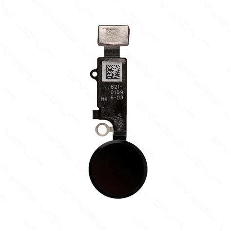 iphone 8 plus home button black canadian cell parts