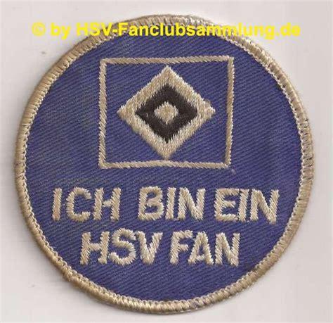 Hsv Aufkleber Rund by Aufn 228 Her Hsv Fanclubsammlung De