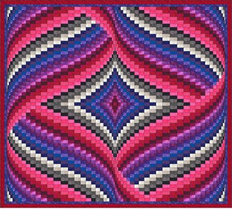 Bargello Patchwork - 17 best images about bargello quilts on twists