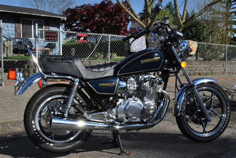 Suzuki Gs 550 L 1981 Suzuki Gs 550 L Moto Zombdrive