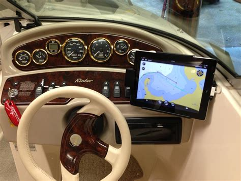 good boat gps boat mounts for phones tablets ipods or gps