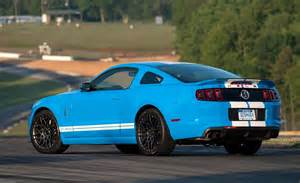 2013 Ford Mustang Gt500 Car And Driver