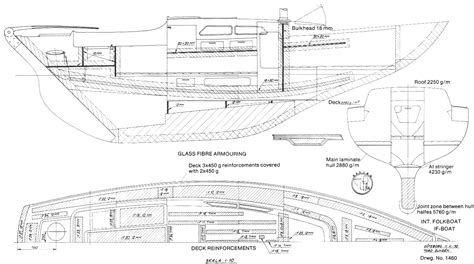 boat hull dimensions if boat reliance specs