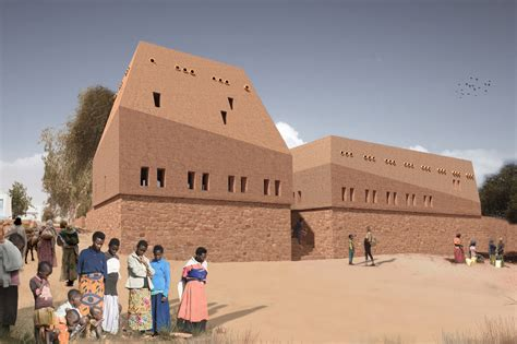 Building An Affordable House from dust a proposal for the mnbh museum of earth
