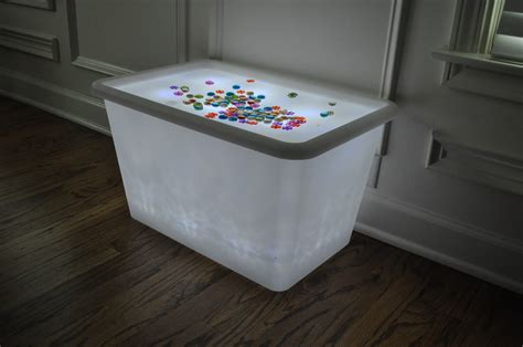 kara s classroom super simple diy light table
