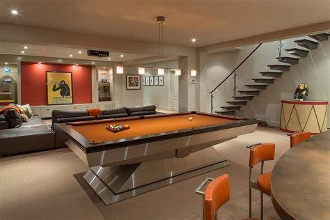 modern game room design motiq online home decorating ideas unique and stylish game rooms to inspire