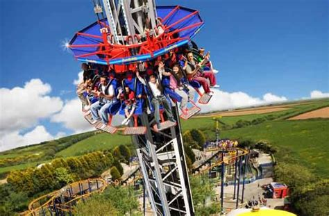 Theme Park Cornwall | the uk s best budget theme parks flambards theme park