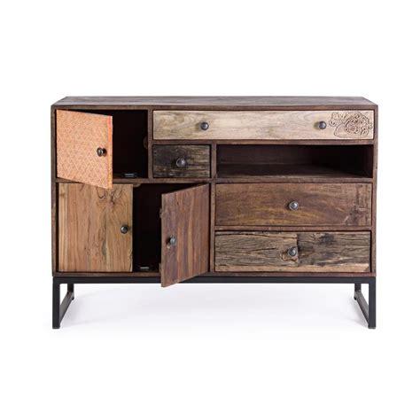 mobile vintage abuja 3a 4c mobile vintage per soggiorno in legno con