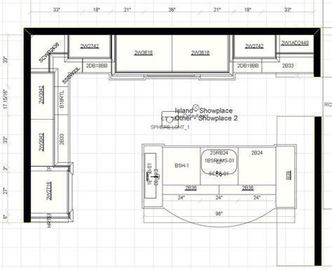 layout plan view kitchen design top view kitchen and decor