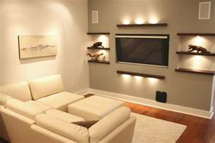 tv rooms small tv room ideas with good lighting design decolover net