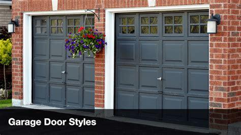 Garage Door Style Windows Serviz Garage Door Buying Guide Materials Styles Windows And More