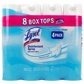 lysol disinfectant spray pk crisp linen disinfectant spray lysol disinfecting wipes