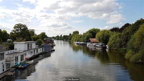 Thames River Islet   a strange life on london s river thames myjoyonline com