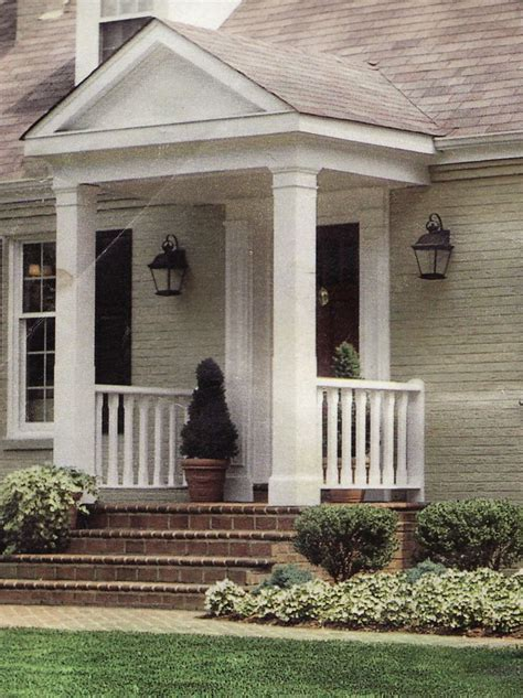 portico for your viewing pleasure a up of the