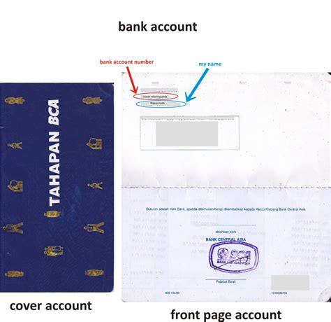 cara membuat rekening bca untuk mahasiswa cara membuat akun paypal menggunakan rekening tabungan