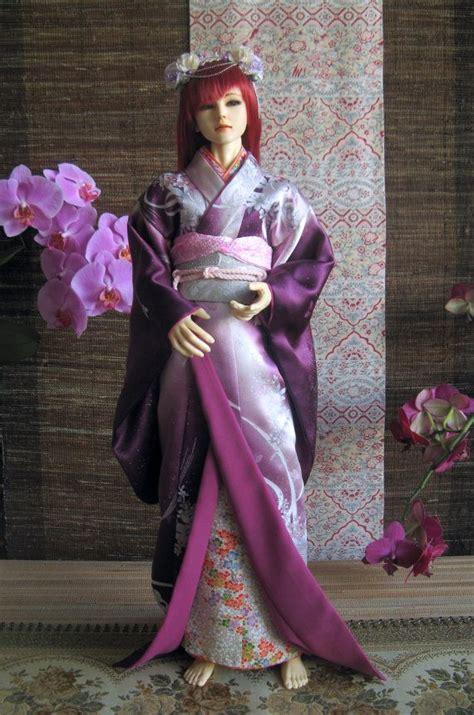 jointed doll kimono 21 best kimono and abjd images on kimonos