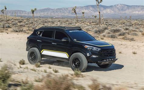 Hyundi Garage by 2016 Hyundai Tucson By Rockstar Performance Garage
