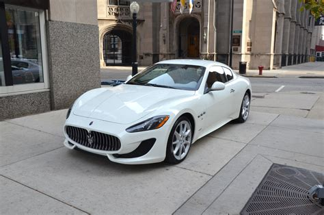 maserati granturismo 2013 2013 maserati granturismo sport stock m084 for sale near