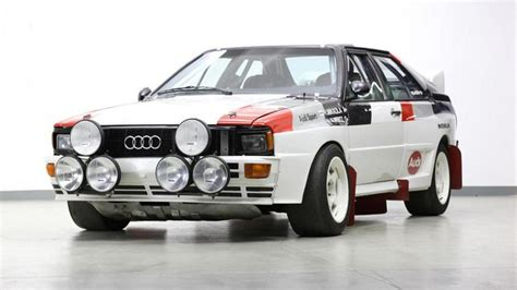 audi quattro 1982 audi quattro a1 b rally car review top speed