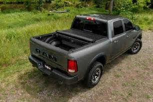 Tonneau Cover For Ram With Rambox Dodge Ram 1500 5 7 Bed Without Rambox 2009 2017 Truxedo