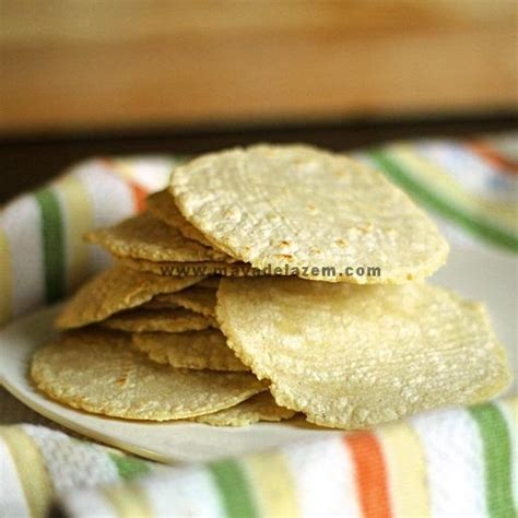 Handmade Corn Tortillas - handmade corn tortillas recipe dishmaps